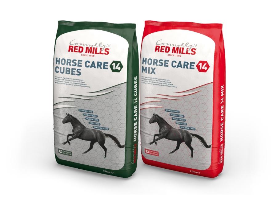 RedMills Both 14s Care Range Pack shots