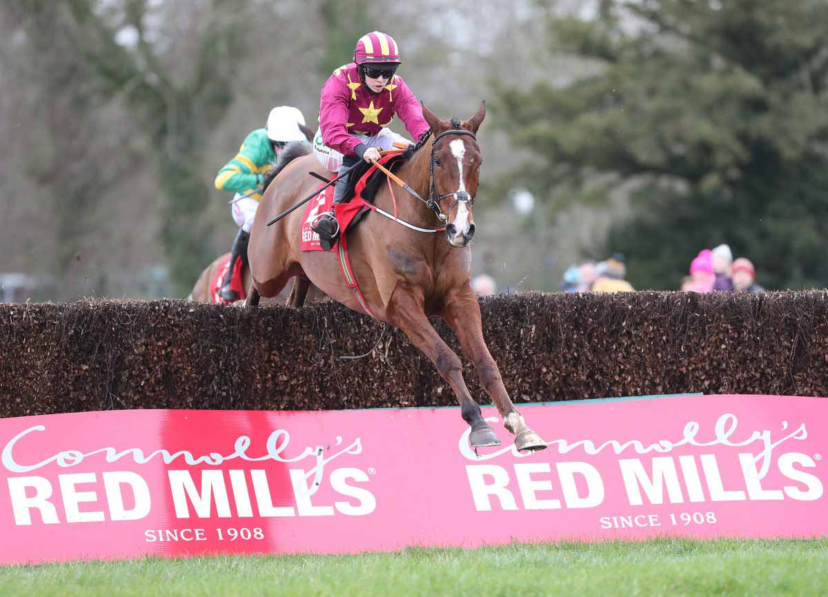 All Roads Lead to Gowran for Thyestes & RED MILLS Day