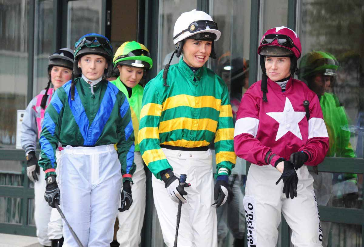 Horse Racing Ireland launch Ladies National Hunt Series