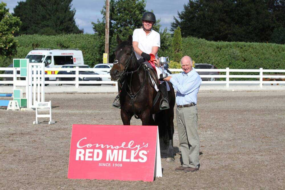 RED MILLS AIRC Show Jumping Championships