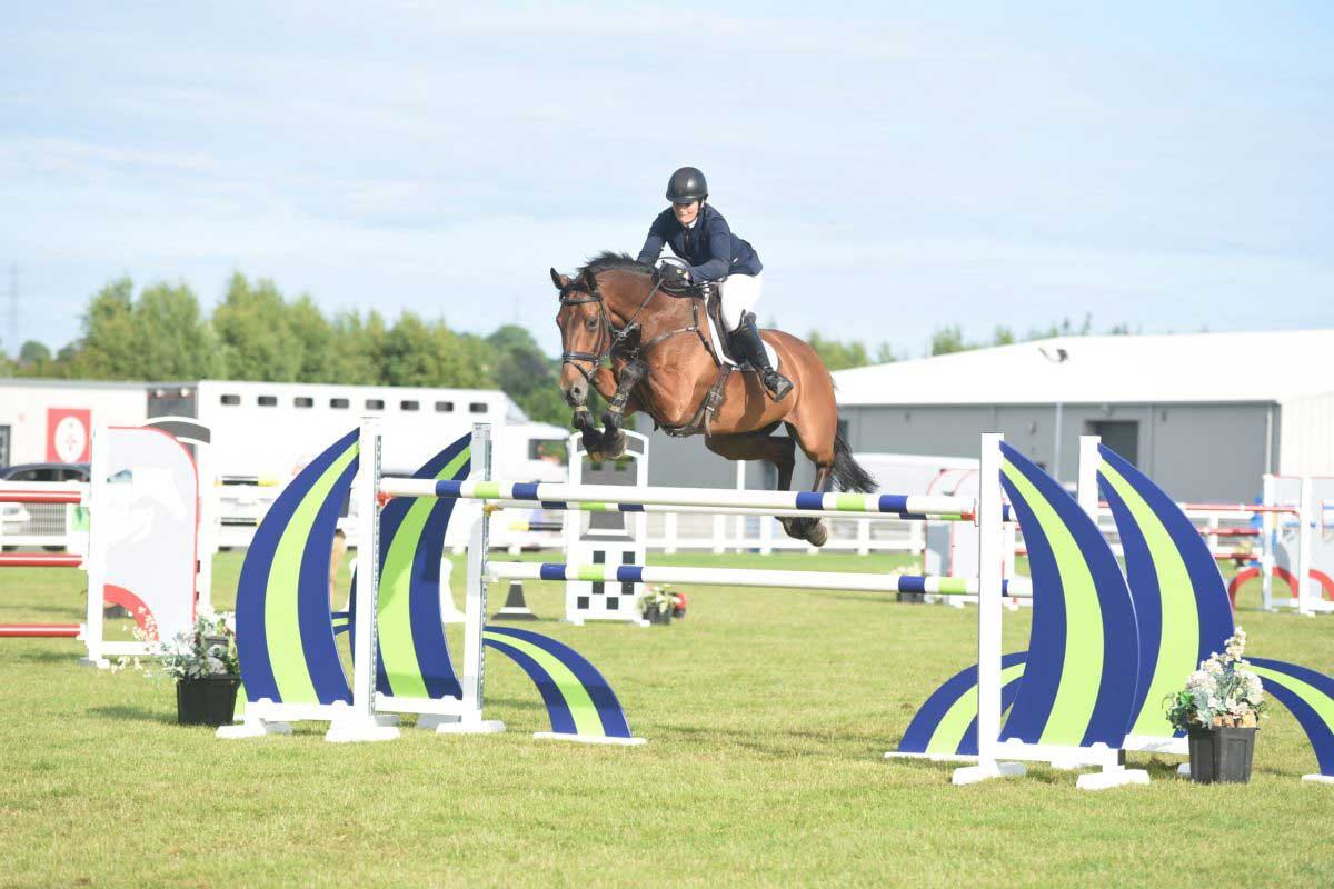 Balmoral Show Young Rider 1.30m Championships sponsored by Connolly's Red Mills