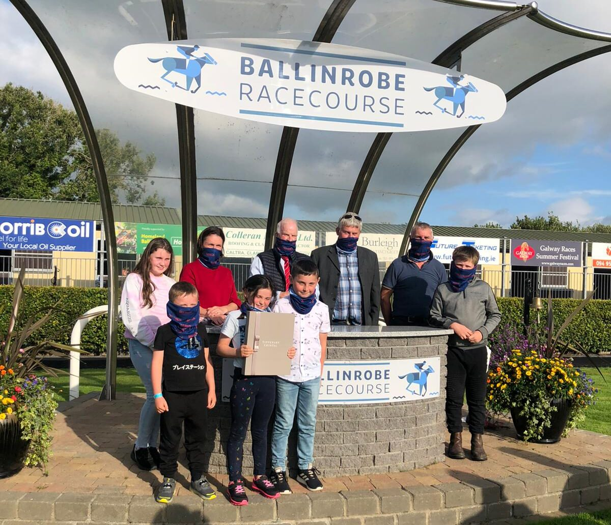 Double incentive bonus for Red Mills Irish EBF Auction Hurdle winner at Ballinrobe