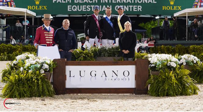 Capt Brian Cournane takes runner-up spot in $401,000 Grand Prix as three Irish finish in top six