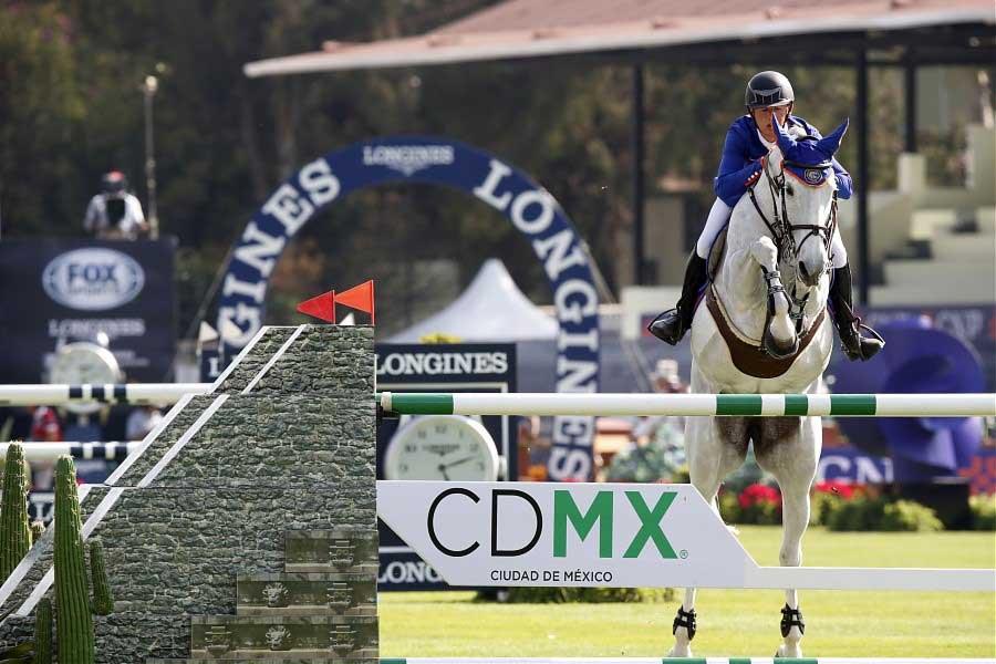 Irish off to good start in Mexico as Bertram Allen leads the way