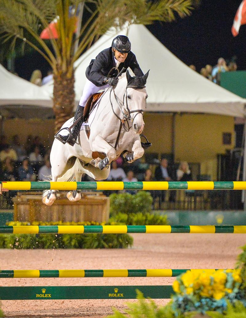Capt Brian Cournane claims fifth place finish in $400,000 Longines Masters of New York Grand Prix