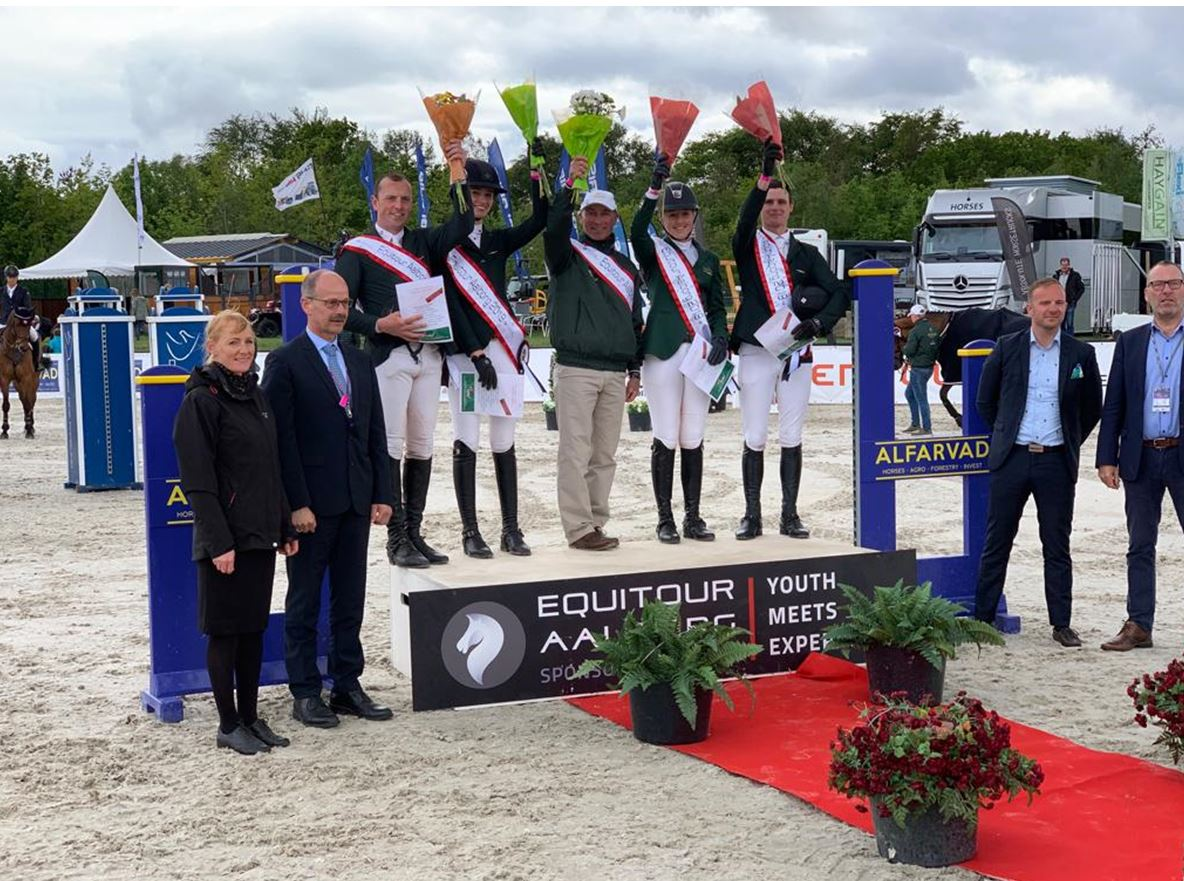 Irish 'Dream Team' score second Nations Cup win in the space of a week