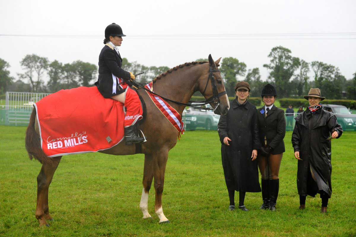Major Malone crowned Connolly's RED MILLS Champion of Champions