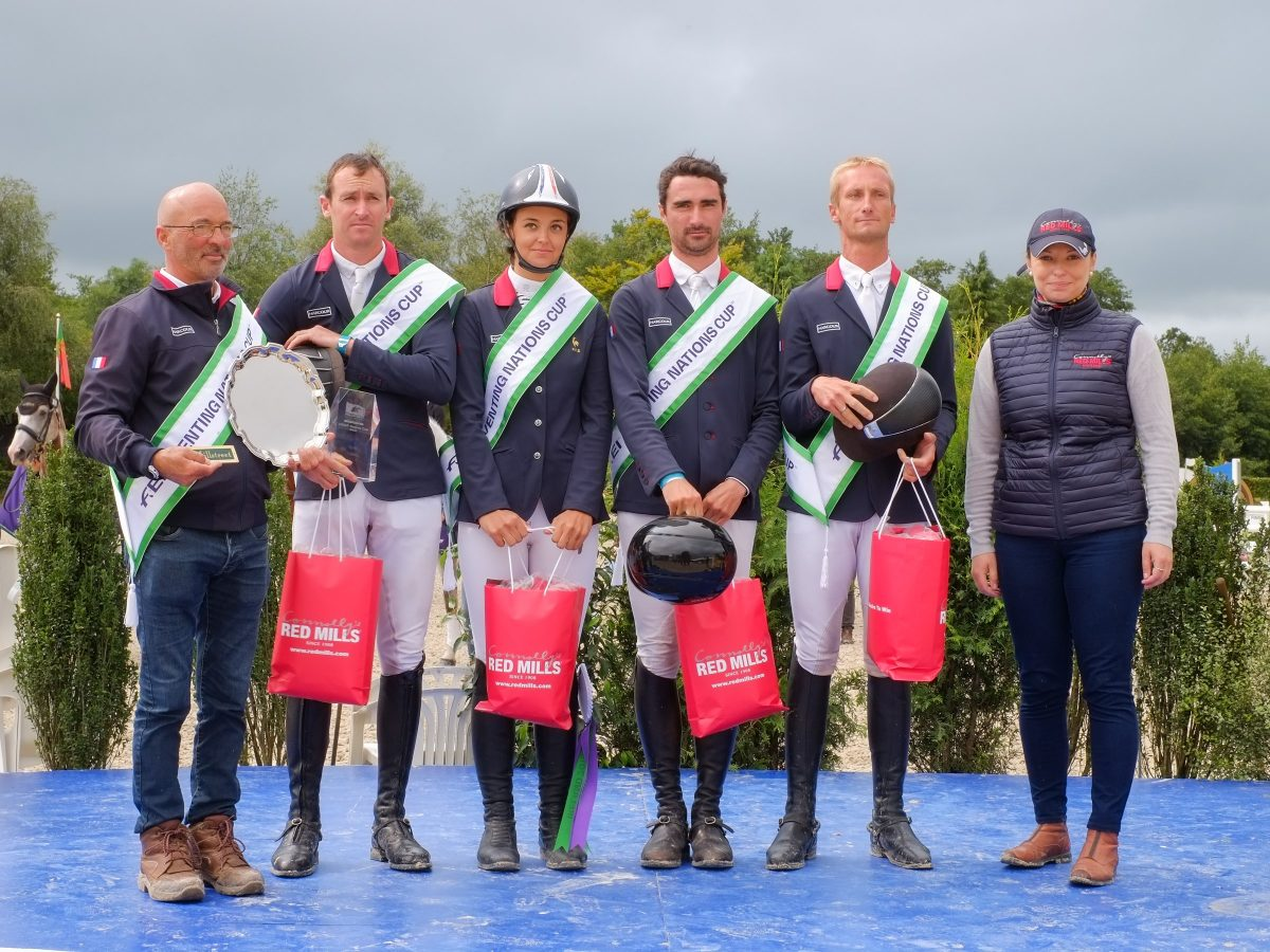 Podium finish for Irish Eventing team in Millstreet Nations Cup