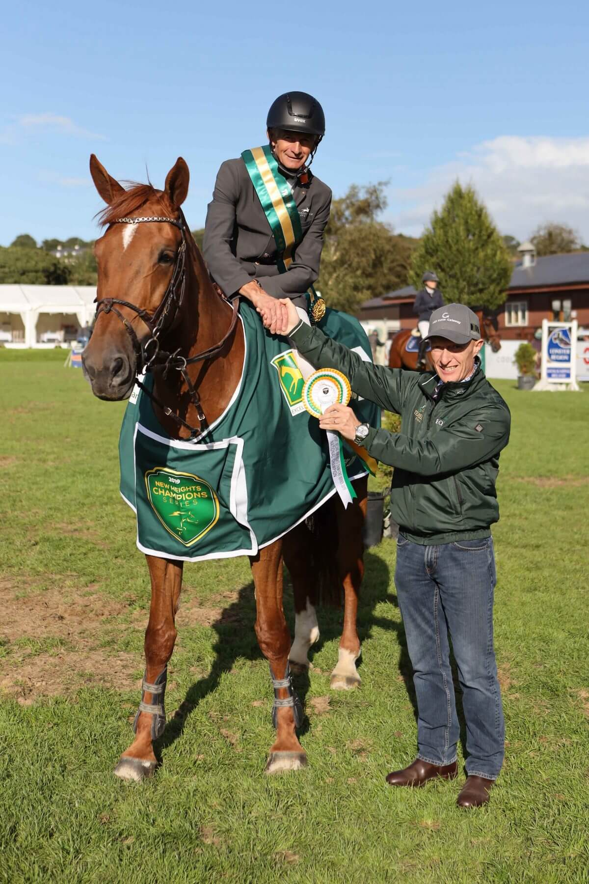 Francis Connors crowned 2019 New Heights Champions Series winner