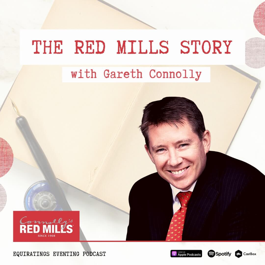 Eventing Podcast – The RED MILLS Story