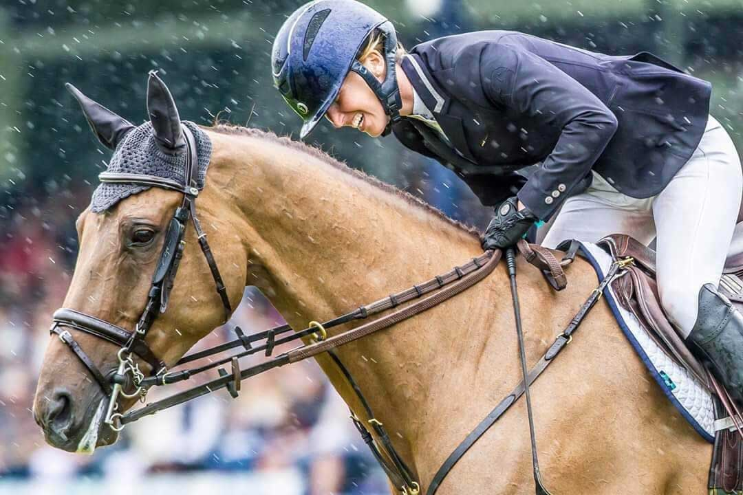 Harriet on Hickstead and the year ahead