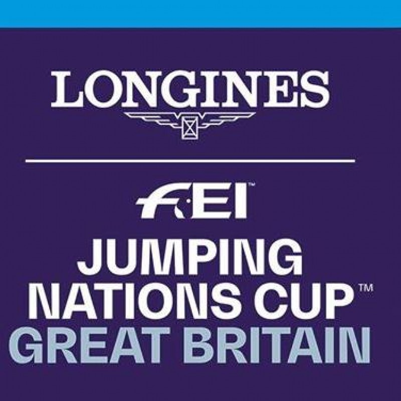Irish Show Jumping squad named for Sunday's  round of Longines FEI Nations Cup series at Hickstead