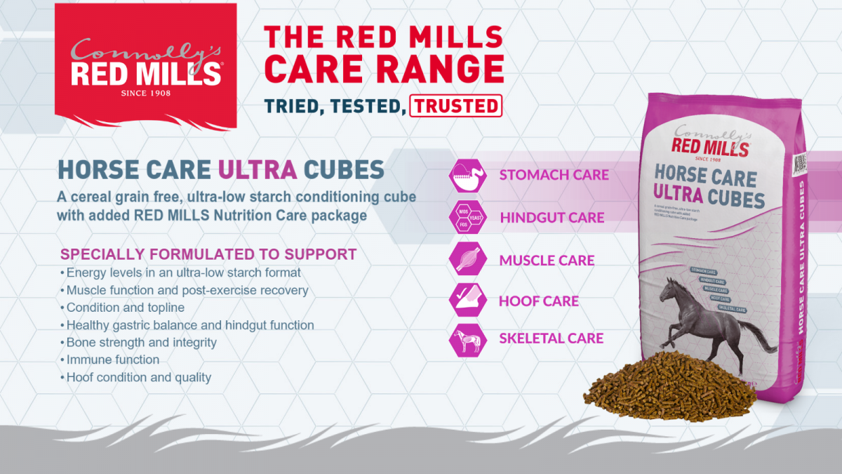 Your FAQs on new Horse Care Ultra Cubes