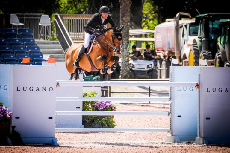 David Blake claims fifth place finish in Florida's $500,000 Rolex Grand Prix