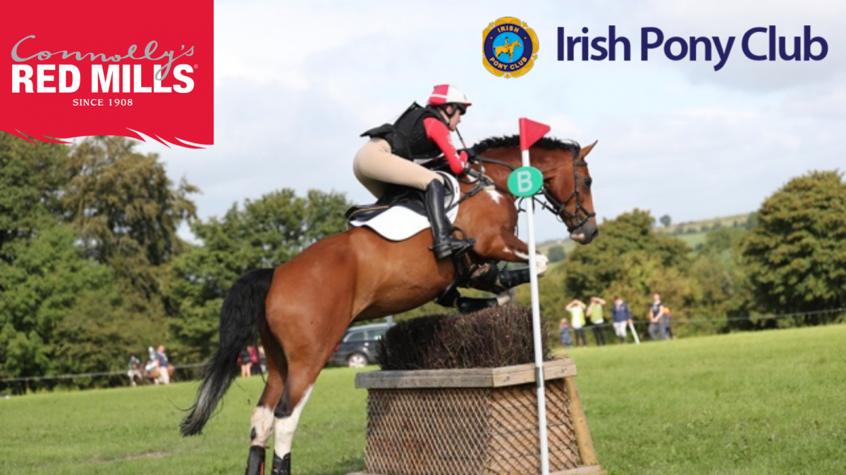 Connolly's RED MILLS Irish Pony Club Eventing Championships launched with two new exciting additions for 2021