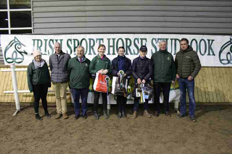 RED MILLS delighted to support ISH Young Breeders National Competition