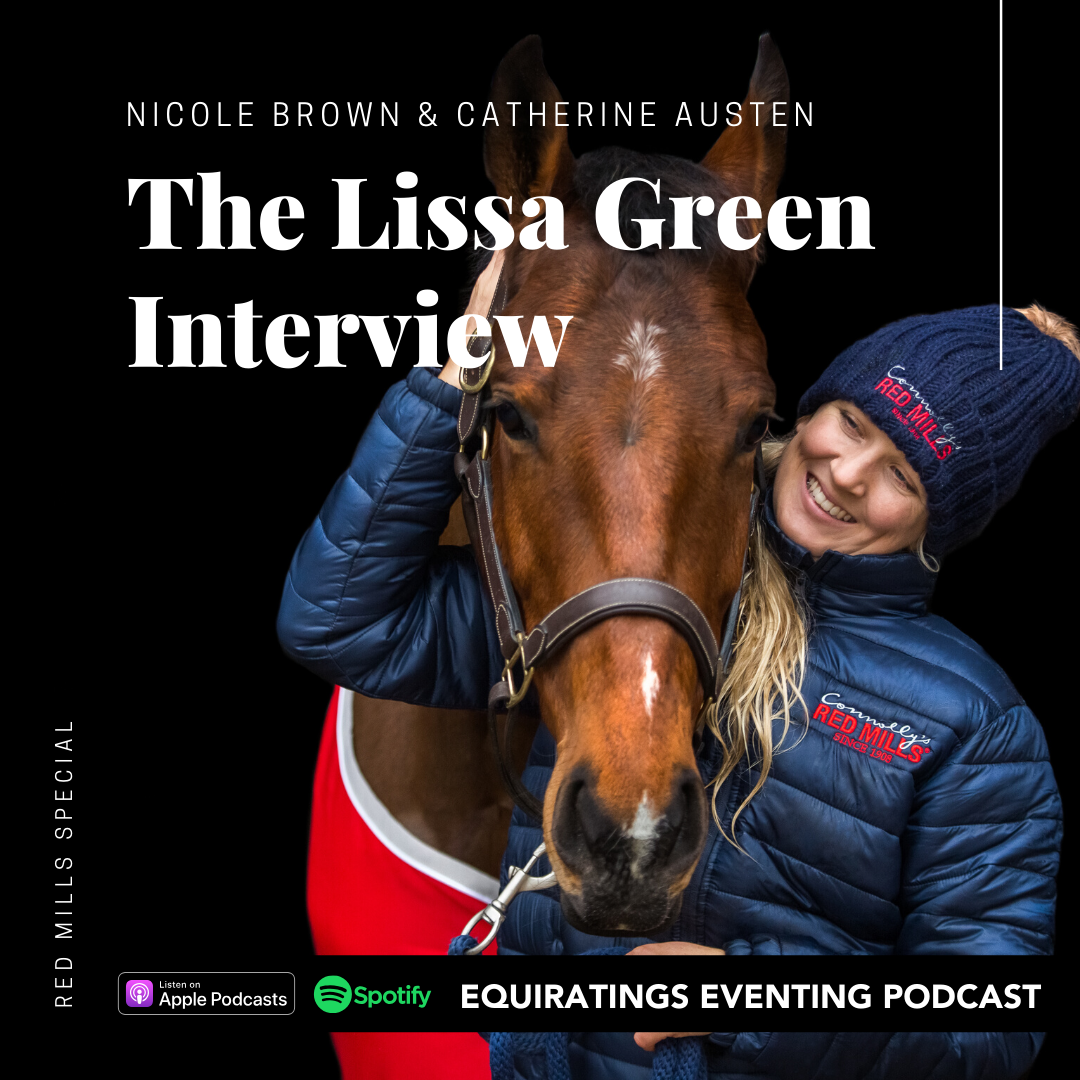 Red Mills Special: The Lissa Green EQUIRATINGS Podcast