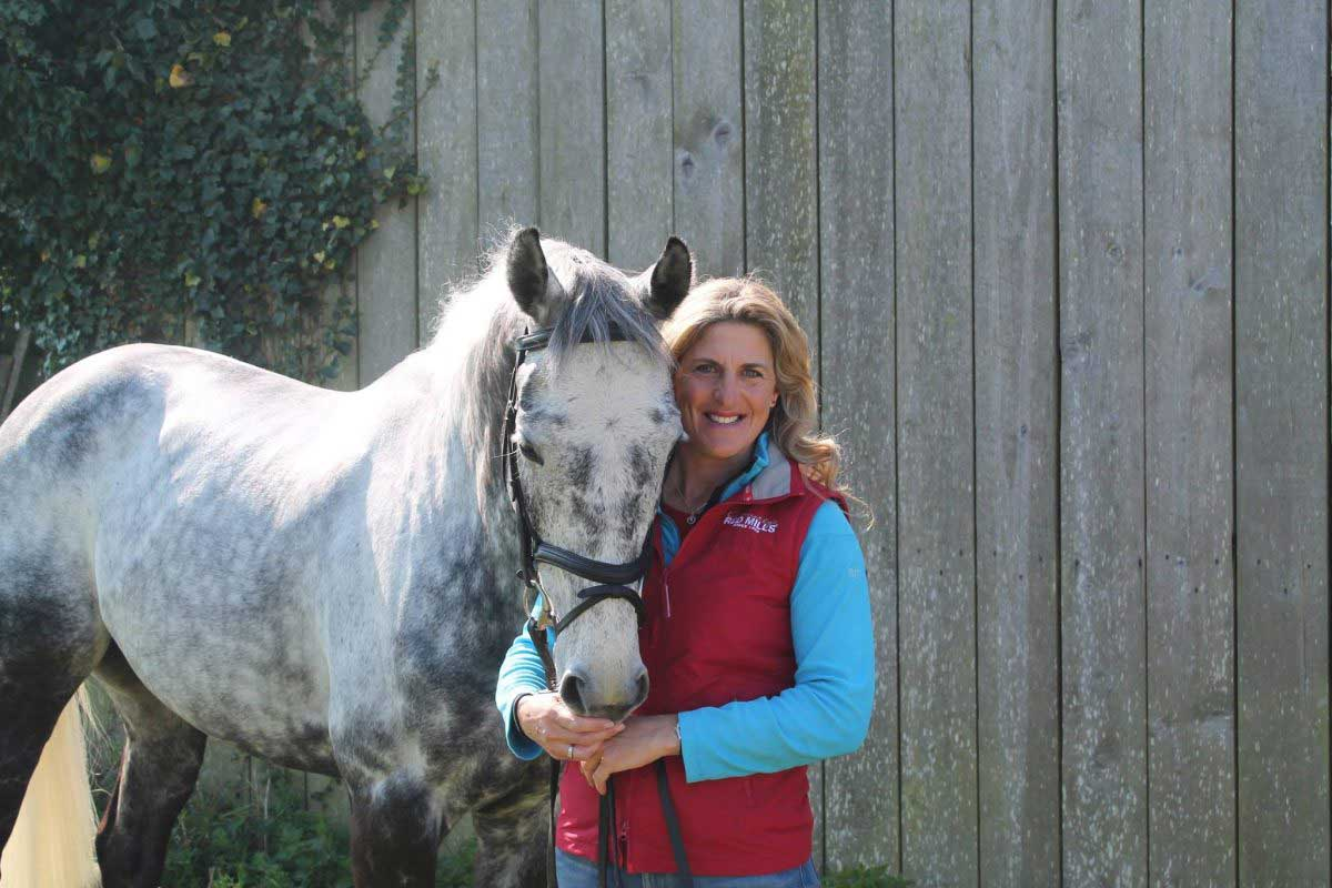 Catch up with Tina Cook ahead of Badminton