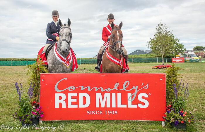 RED MILLS Showing Ireland Masterclass