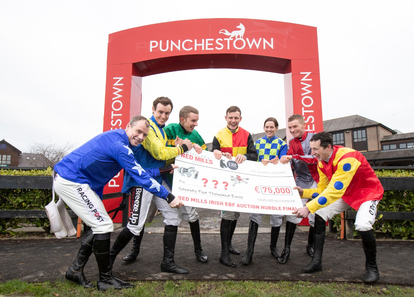 High class entries for RED MILLS Irish EBF Auction Series Final at Punchestown