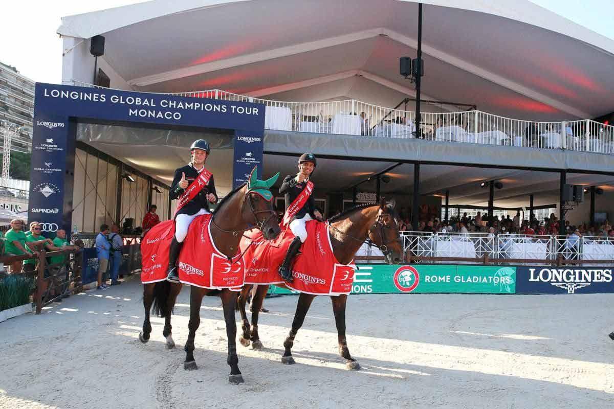 Gladiators Reign Supreme in Breathtaking GCL Monaco