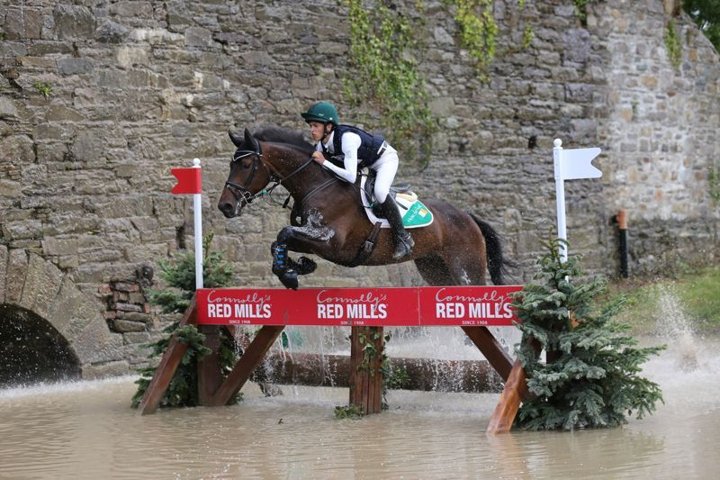 Horse Sport Ireland Announces Selections for the WBFSH World Breeding Eventing Championships for Young Horses 2018 at Le Lion d'Angers