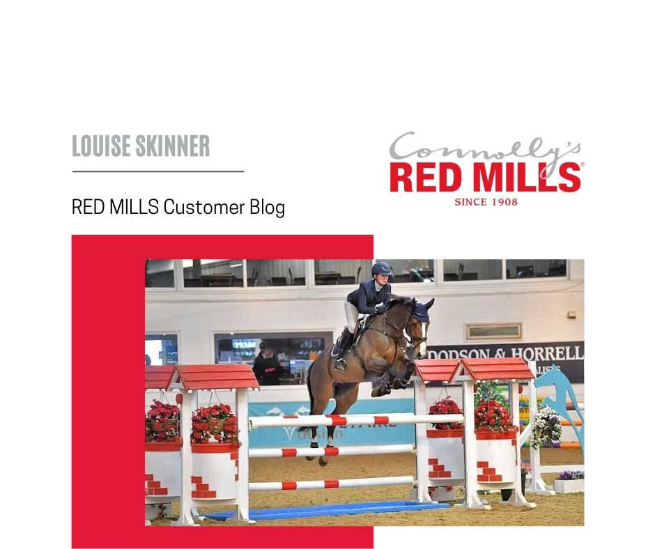 RED MILLS Customer Blog by Louise Skinner