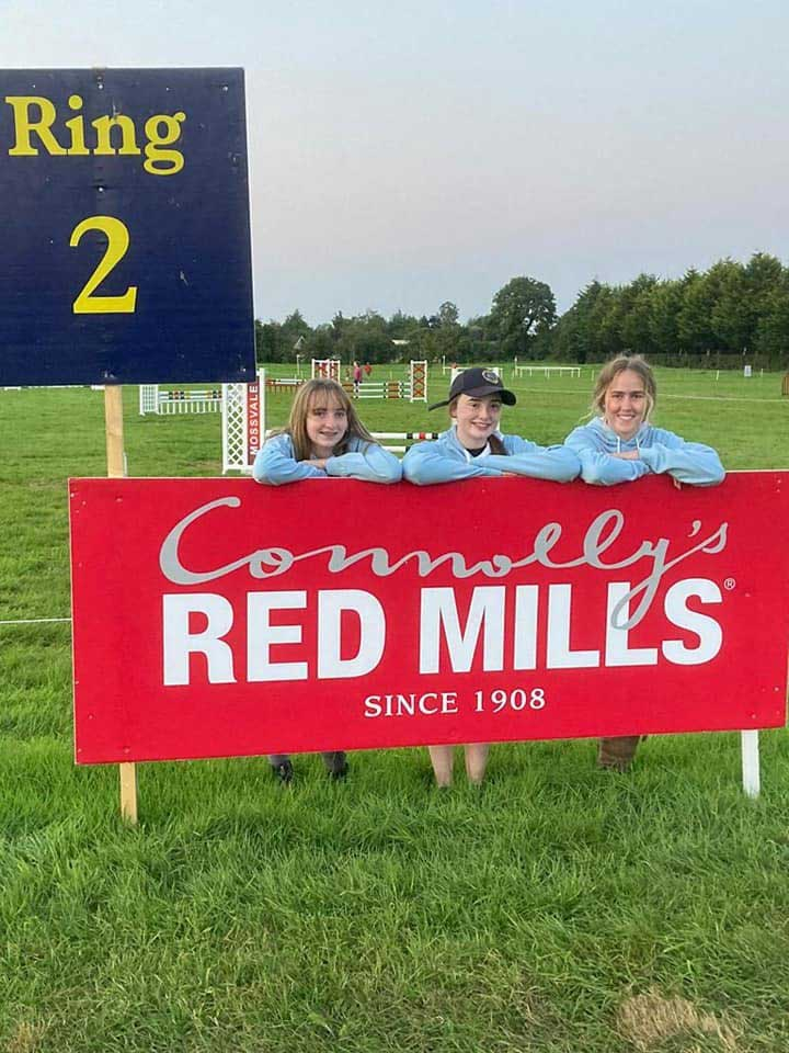 IPC Connolly's RED MILLS Eventing Championships Results