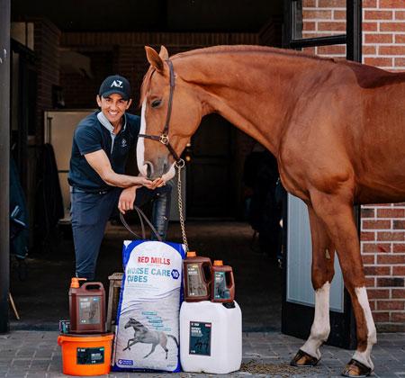 Zanotelli wins Rikstoto Grand Prix at Kingsland Oslo Horse Show