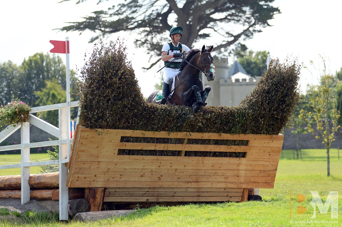 Podium finish for Ireland in Aachen Eventing Nations Cup
