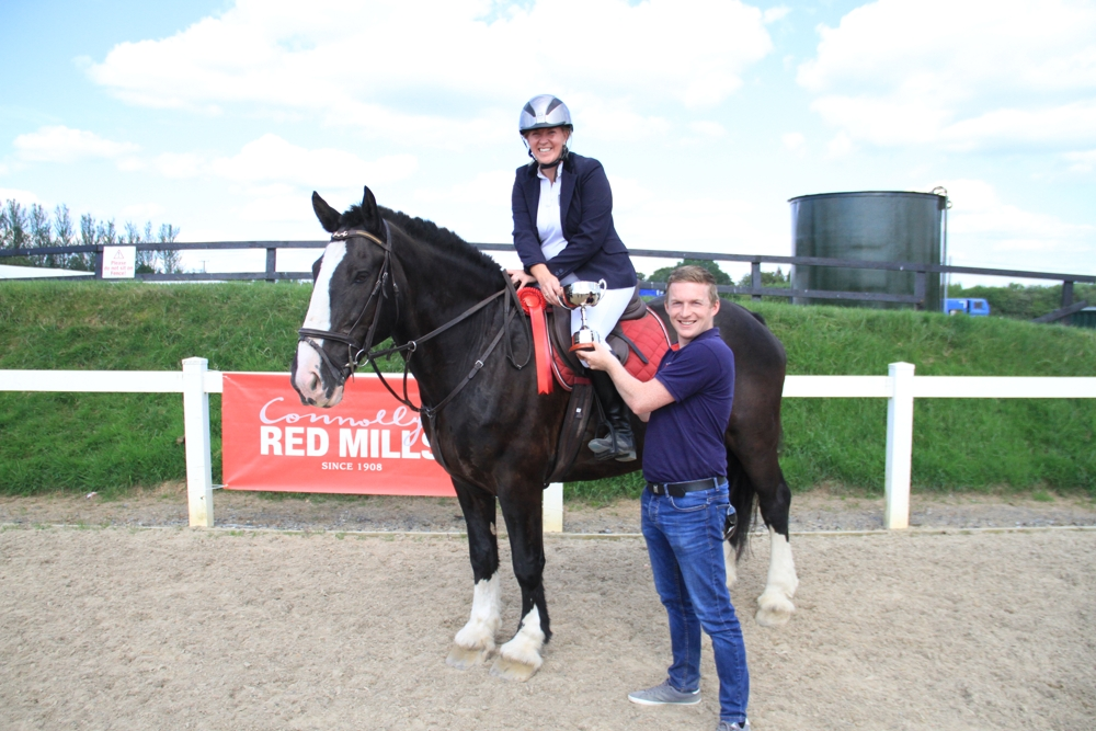 The Association of Irish Riding Clubs (AIRC) is delighted to announce that RED MILLS is continuing its loyal sponsorship for the 14th year.